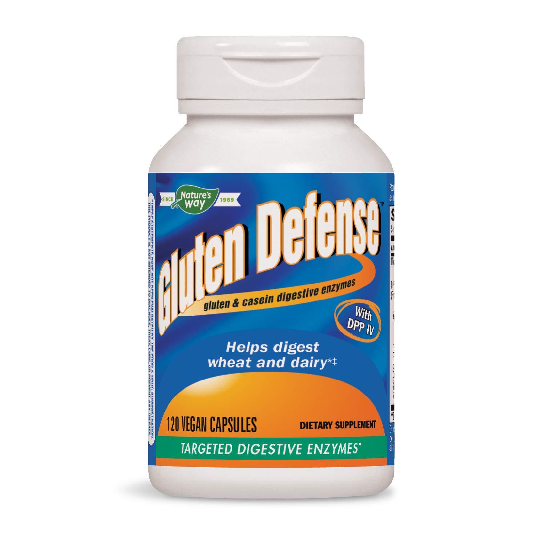 Enzymatic Therapy Gluten Defense, 120 Ultracaps
