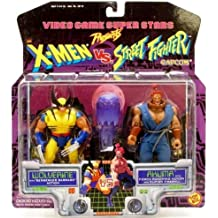 Video Game Super Stars Presents X-Men Vs. Street Fighter Capcom, Wolverine Vs. Akuma by X Men