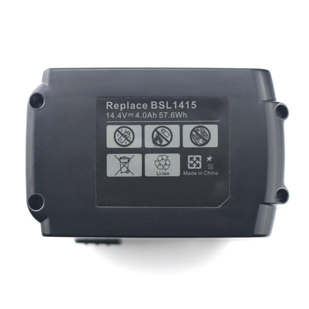 Akku 14,4V 3000mAh für Hitachi CR14DSL DH14DSL DS14DSFL DS14DSL