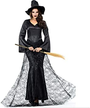 Disfraz De Mago -1811 para Mujer Adulto Halloween / Cospaly ...