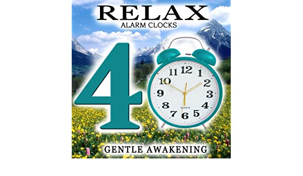40 Relax Alarm Clocks. Gentle Awakening by Hope Sounds ...