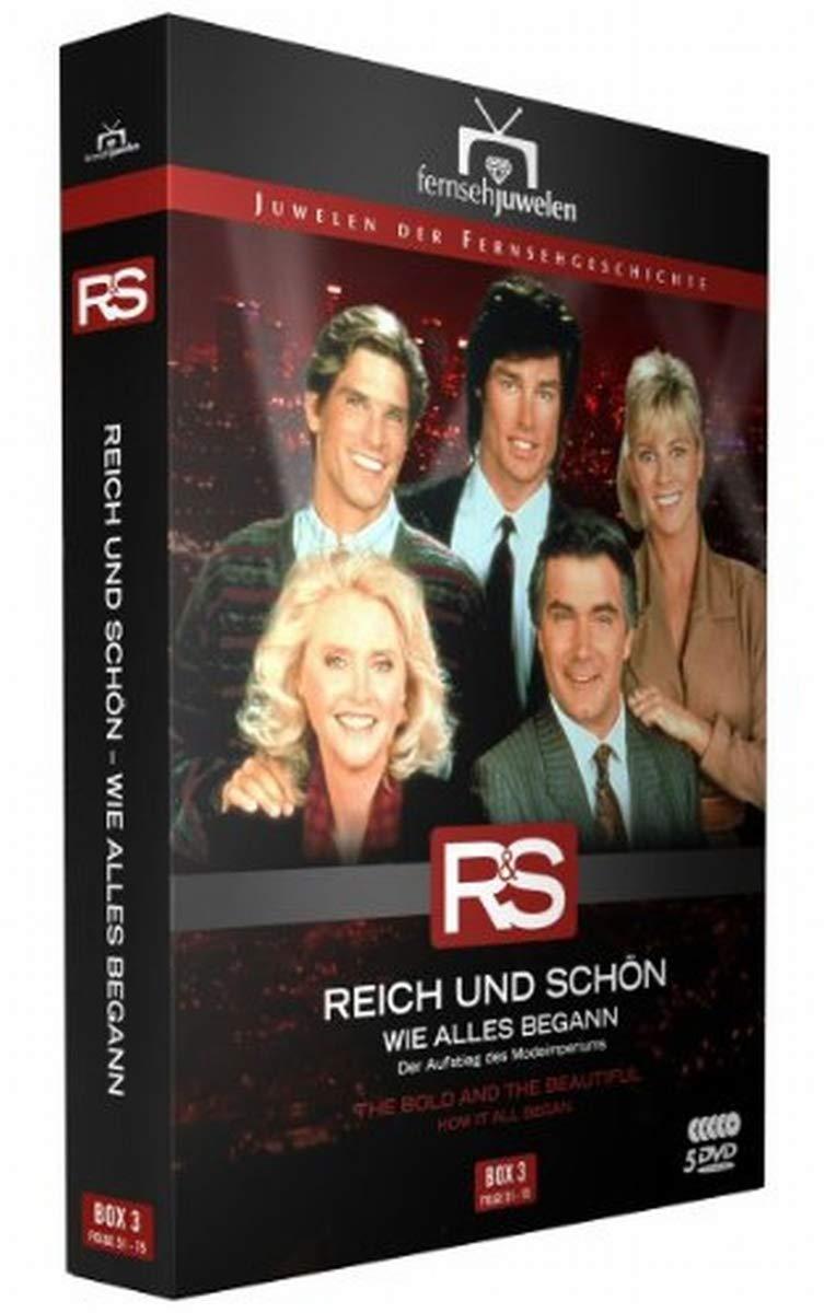Reich und Schön - Box 3: Wie alles begann, Folgen 51-75 ...