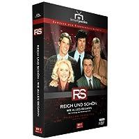 Reich und Schön - Box 3: Wie alles begann, Folgen 51-75 (Fernsehjuwelen) [5 DVDs]