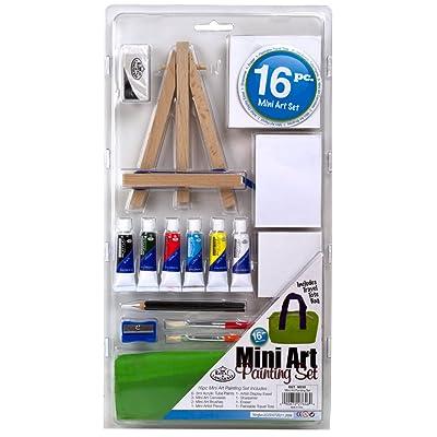 Royal & Langnickel - Juego de pintura (tamaño pequeño): Oficina y papelería