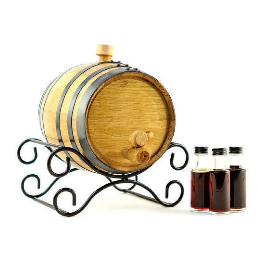 The Barrel Connoisseur Rum Making Kit (1 Liter)