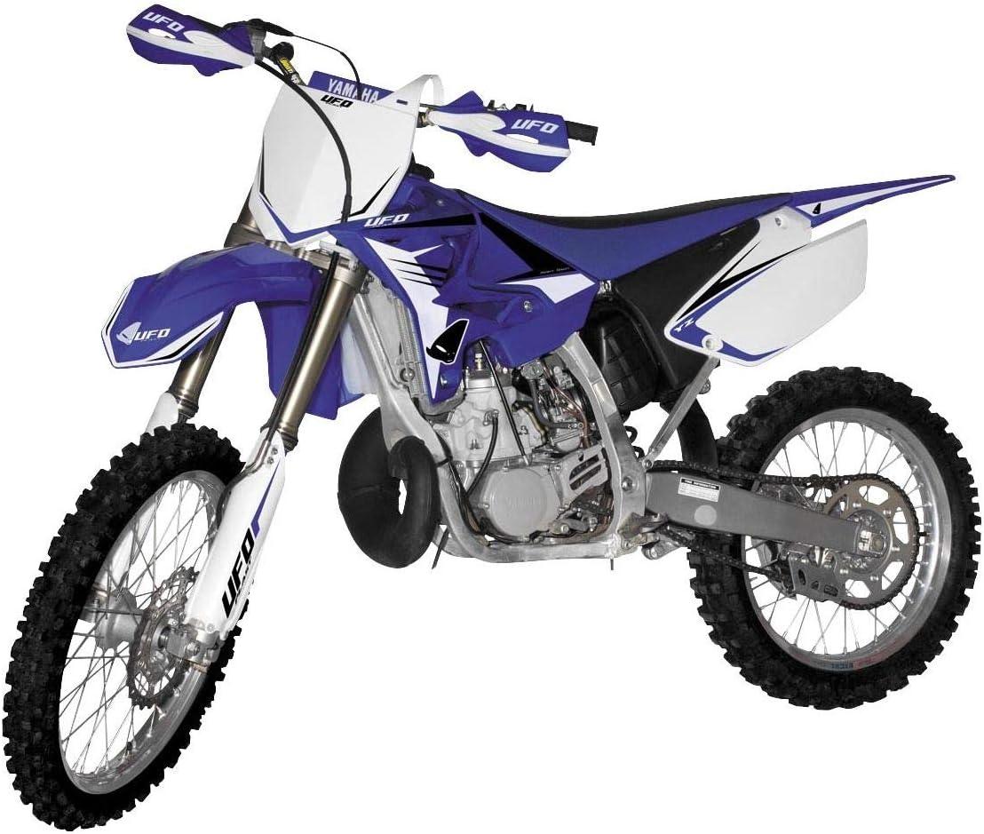 White for 02-19 Yamaha YZ250 Polisport Yamaha Complete Restyle Kit