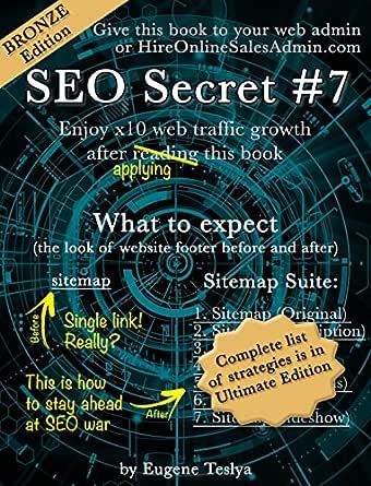 Amazon.com: SEO Secret #7 (Bronze Edition): Turn you