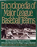 img - for Encyclopedia of Major League Baseball Teams book / textbook / text book