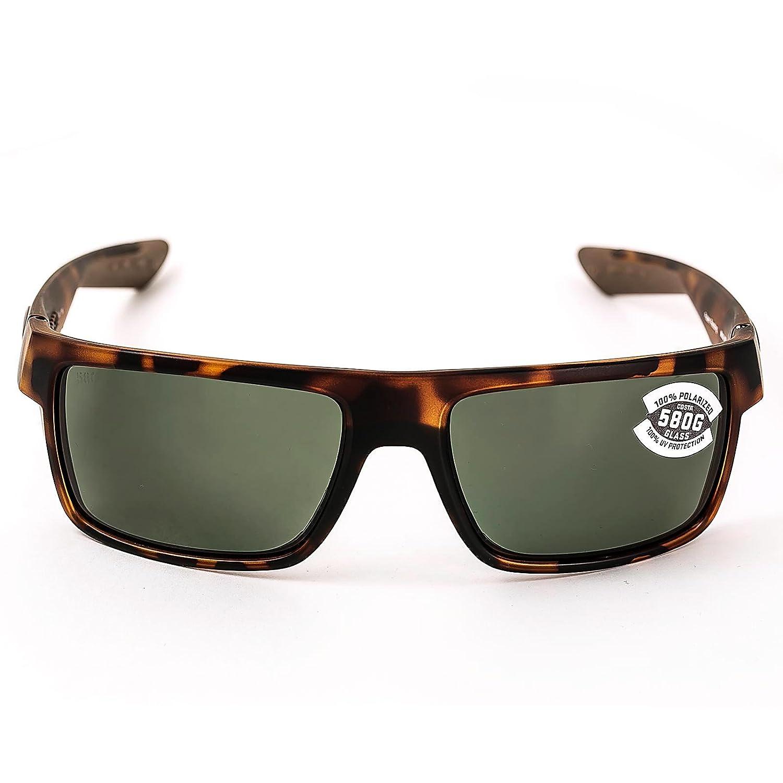 Costa Del Mar APPAREL メンズ B019FMMWCW Glass Gray W580-Retro Frame Glass W580-Retro Tortoise Frame One Size One Size|Gray Glass W580-Retro Tortoise Frame, アラモードキムラ:644601a6 --- anime-portal.club