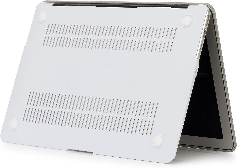 M/ármol Rosa ACJYX Estuche para MacBook Air 13 Pulgadas 2020 2019 2018 Modelo De Lanzamiento A1932 A2179 Carcasa Protectora De Pl/ástico Liso Cubierta Dura para Nueva Versi/ón MacBook Air 13