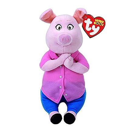 Amazon Com Jewh Ty Beanie Boos Cute Owl Monkey Unicorn Plush Toy