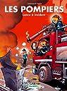 Les Pompiers, Tome 10 : Lance à incident par Cazenove