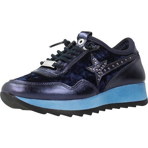 Calzado Deportivo para Mujer, Color Azul, Marca CETTI, Modelo Calzado Deportivo para Mujer CETTI C1114 Azul: Amazon.es: Zapatos y complementos