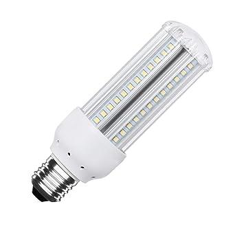 Lámpara LED Alumbrado Público Corn E27 10W Blanco Frío 6000K efectoLED