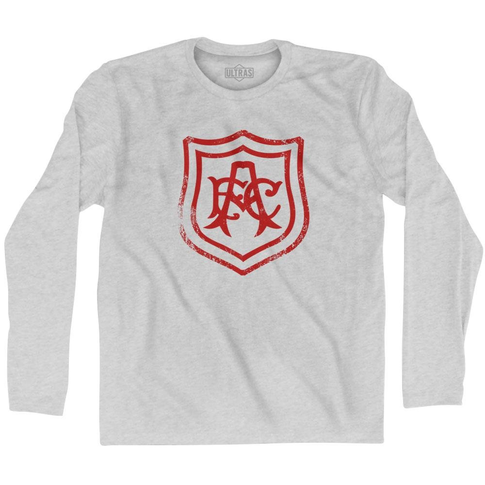 588c7bbb2 Ultras Arsenal Vintage AFC Crest Soccer Long Sleeve T-shirt