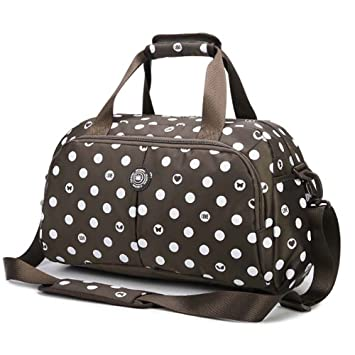 Small Gym Duffle Bag for Women Girls (Small,