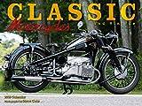 Classic Motorcycles 2018 Calendar