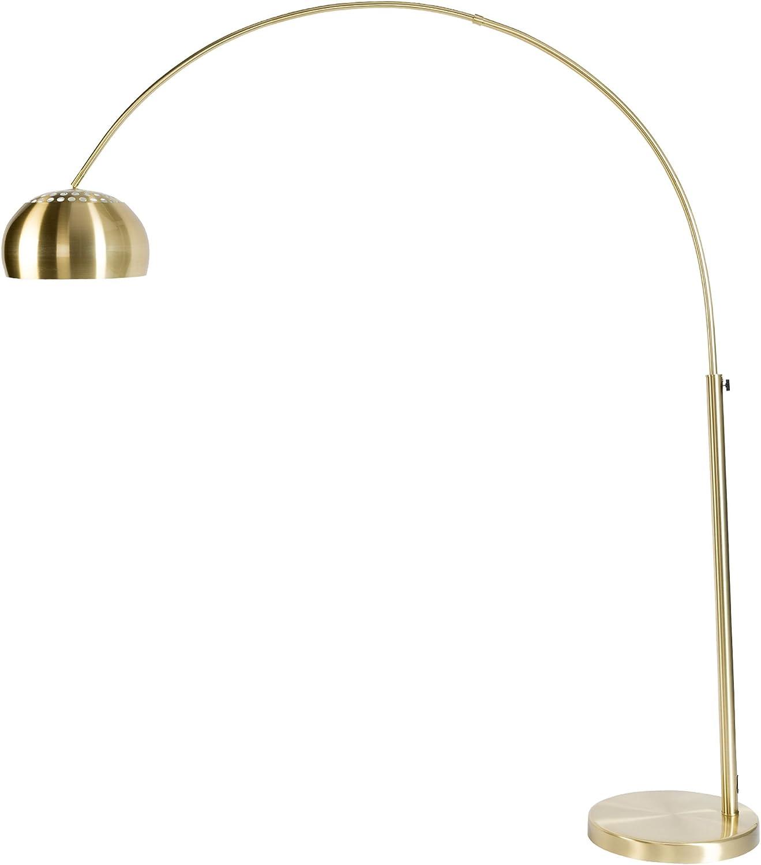 Zuiver Bogen Lampe Arc Messing 5100047 Amazon De Beleuchtung