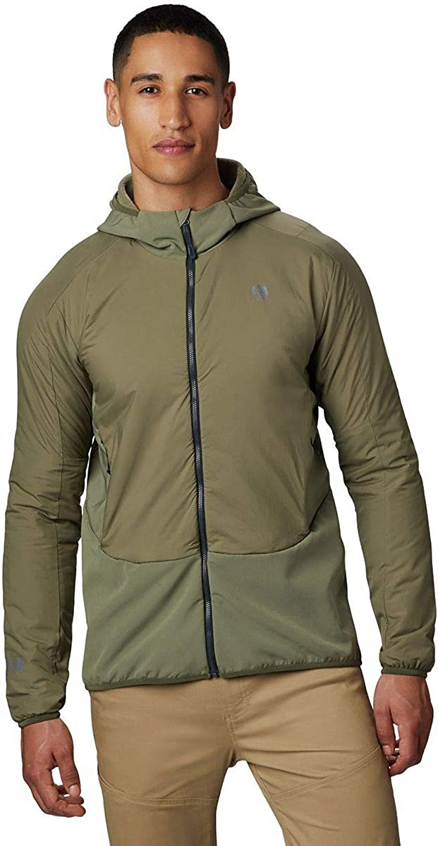 [マウンテンハードウェア] メンズ ジャケット&ブルゾン Kor Strata Climb Hooded Jacket - Men's [並行輸入品]