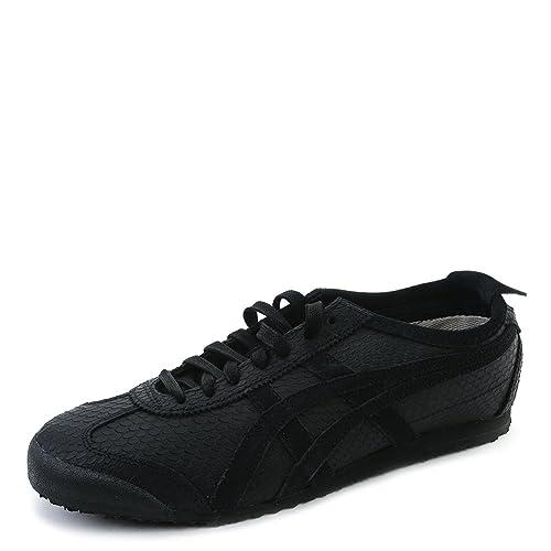 2d95813176030 ASICS Onitsuka Tiger Men s Mexico 66 Sneakers D5L4L.9090 Black Black SZ 6.5  M