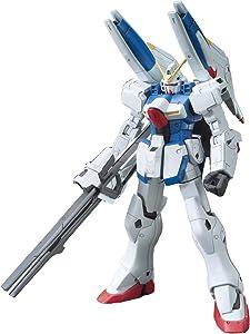 Bandai Hobby HGUC V Dash Gundam Victory Gundam Model Kit (1/144 Scale)