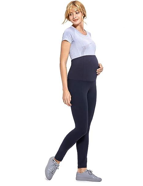 76e7422ef Gratlin Leggings para Maternidad Pantalones Premama Embarazadas Mujer   Amazon.es  Ropa y accesorios