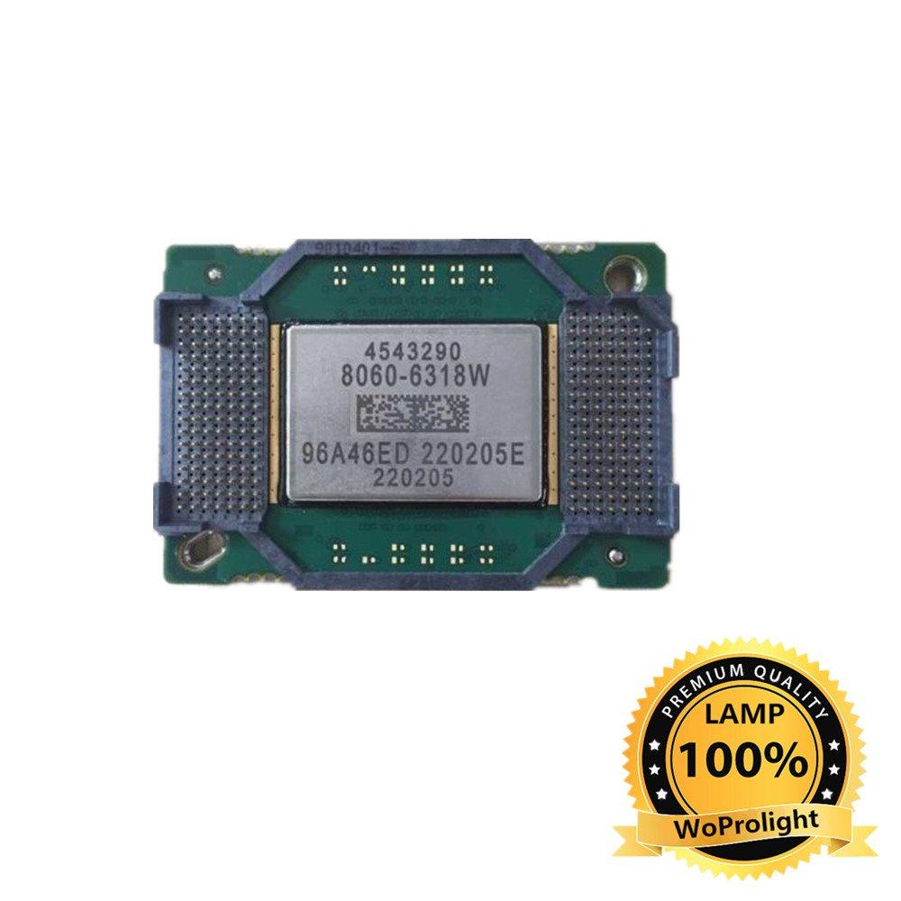 DMDチップ8060 – 6319 W 8060 – 6318 W 8060 – 632 AW 8060 – 631 AW for BenQ SHARP Optoma DMDチップDLPプロジェクタ   B07FQH1WYJ