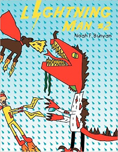 Book Lightning Man #2 by Noah F. Bunyan (2011-12-28)