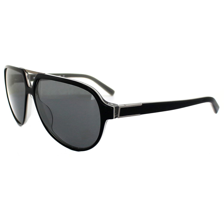 949c8cb15af Calvin Klein Sunglasses 7858SP 001 Black Grey Polarized  Amazon.ca  Luggage    Bags