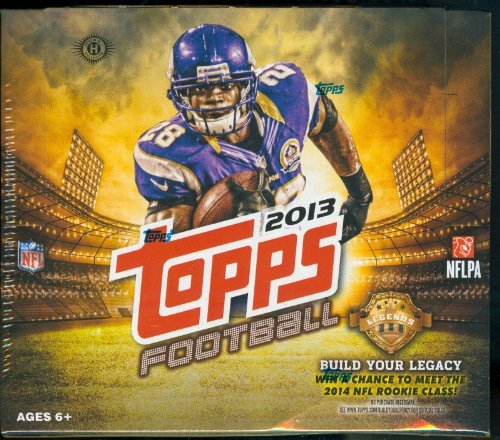 2013 TOPPS FOOTBALL - VALUE LOT OF 75 DIFFERENT ROOKIES & STARS by Topps