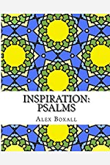Inspiration 2 - Psalms: An Adult Coloring Book for Christians: Volume 2 Paperback