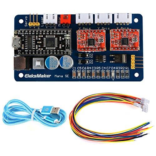 Xcsource Eleksmaker Manase 2 Axis Dual Y Axis Stepper Diy