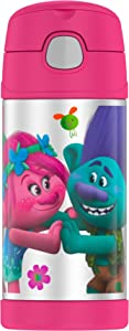 Thermos F4017TRO6 Funtainer 12 Ounce Bottle, Trolls