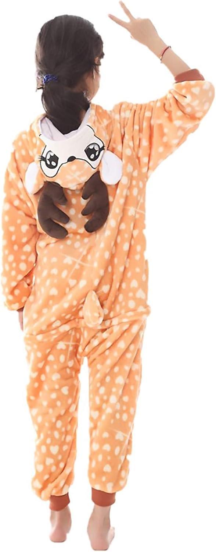 ABYED/® Childrens Halloween Costumes Kids Onesie Jumpsute Pyjamas Sleepsuits Animal Cosplay