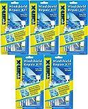 Rain-X 600001 Windshield cbMwm Repair Kit, 0.035 Oz (5 Pack)