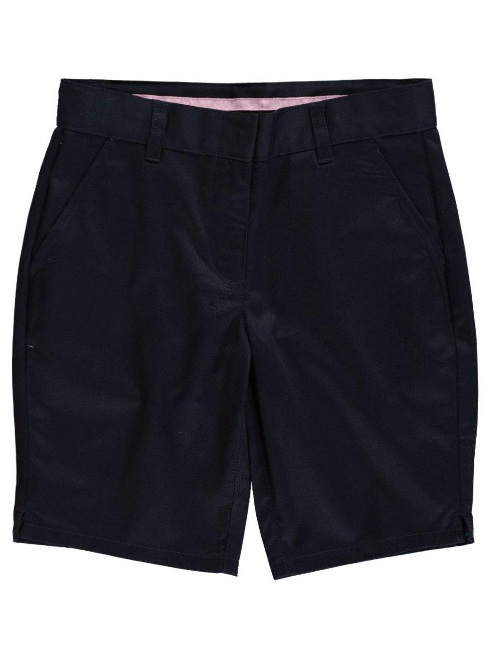 Universal Big Girls' Flat Front Shorts