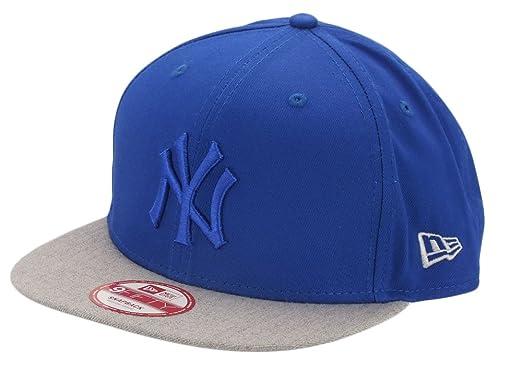 New Era New York NY Yankees MLB Blue Grey Pop Tonal 9Fifty Snapback ... 39c6d0e31d4
