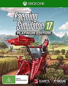 Farming Simulator 17 Platinum Ed Xbox One
