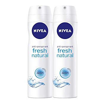 bce433afc Nivea Spray Deodorant For Women - 2 x 150 ml: Amazon.ae