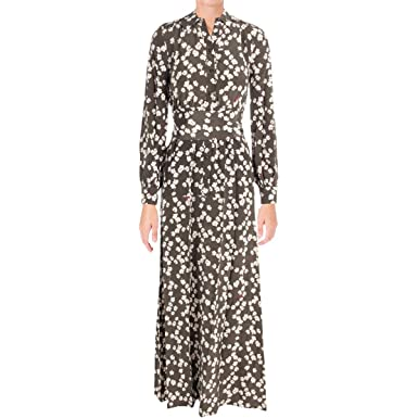 24b44cf6e0 Amazon.com  Juicy Couture Womens Abbey Floral Silk Maxi Dress  Clothing