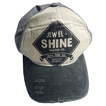 aa341af4683380 Image Unavailable. Image not available for. Color: GMWD Jewel Shine Fashion  Baseball Cap Men and Women Bone Snapback Caps ...