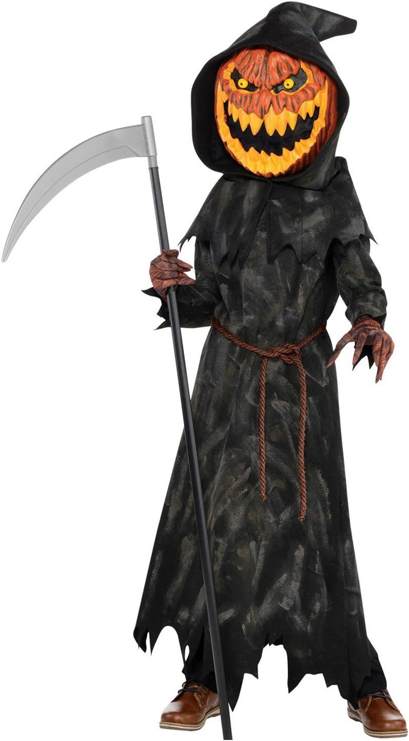 Garçons Enfants Childs Démon Halloween Fancy Dress Costume Outfit Enfants Taille 5-16 ans