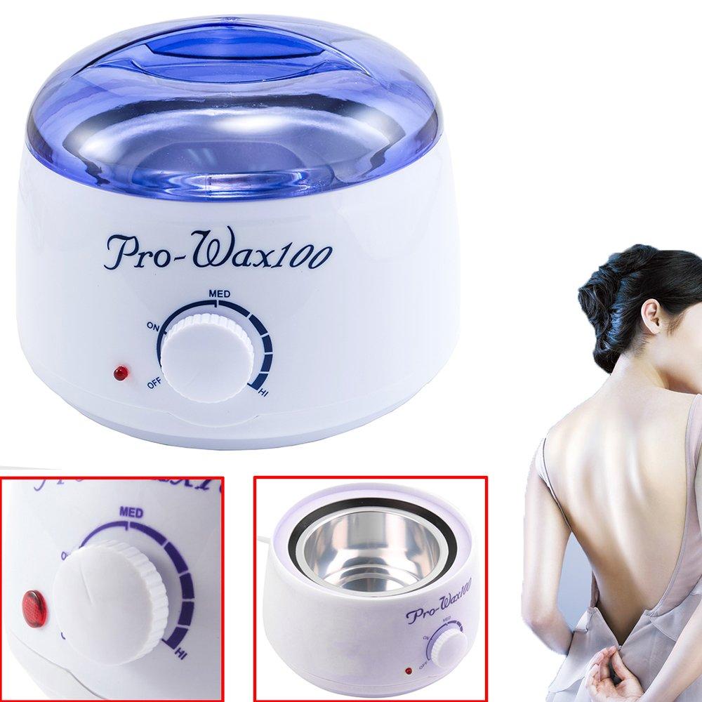 iMeshbean® New 0.5L Portable Electric Wax Heater Facial Skin Spa Hair Removal Warmer NEWGATE