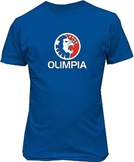 Club Deportivo Olimpia Honduras soccer football t shirt
