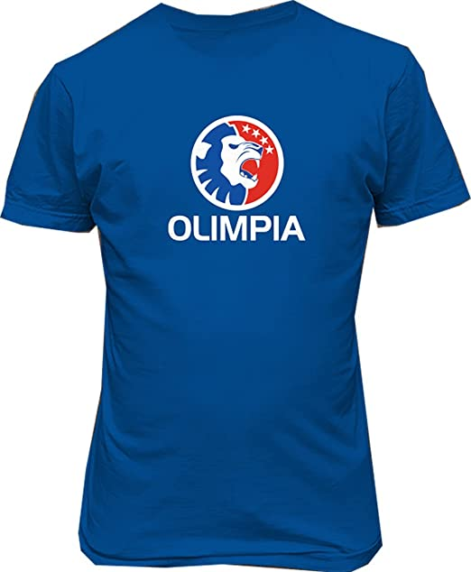 Club Deportivo Olimpia Honduras soccer football t shirt (small)