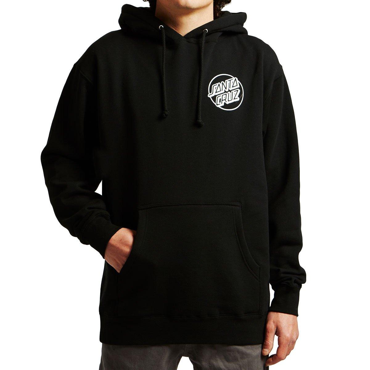 Santa Cruz Mens Opus Dot Hoody Pullover Sweatshirt