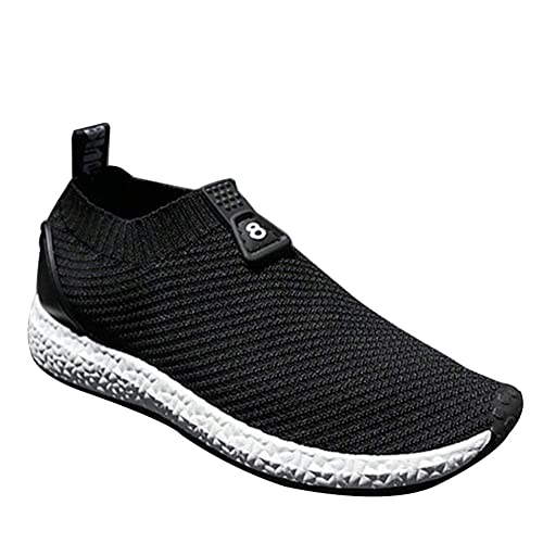 Huatime Moda Zapatillas Running Malla Casual Zapatos Hombre - Gimnasio Correr Deportes Fitness Invierno Sneakers: Amazon.es: Zapatos y complementos