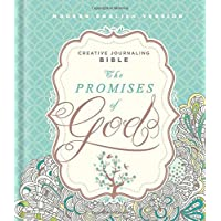 The Promises of God Creative Journaling Bible: Modern English Version