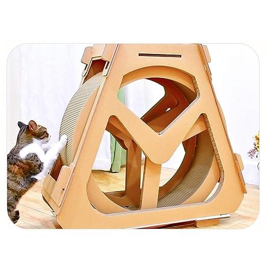 Centros de Actividades Scratcher del Gato Gato Trepador Árbol ...