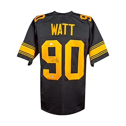 t.j. watt color rush jersey